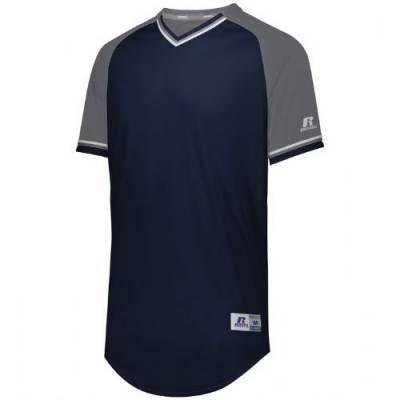 Russell Athletic Youth Classic V-Neck Jersey Main Image