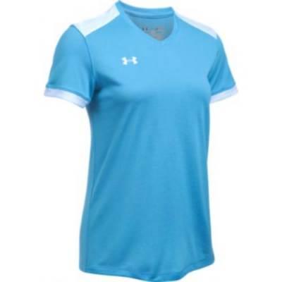 UA Women's Threadborne Match Jersey Main Image
