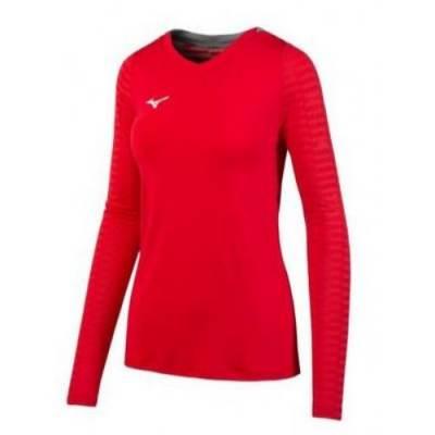 Mizuno Women's United Long Sleeve Jersey Main Image
