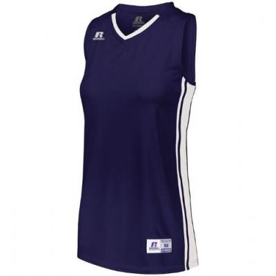 Russell Athletic Ladies' Legacy Basketball Jersey Main Image
