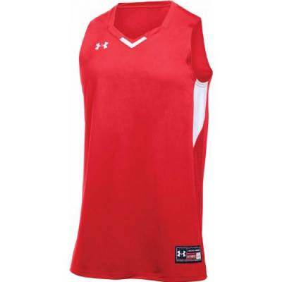 UA Fury Basketball Jersey Main Image