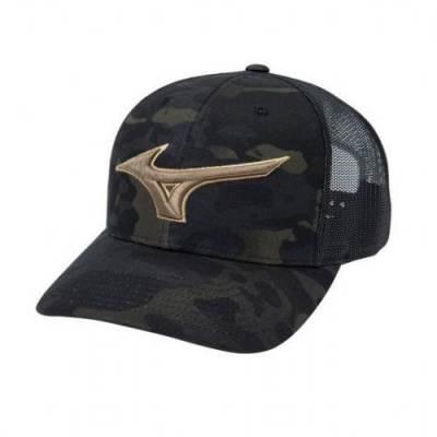 Mizuno Diamond Trucker Hat Main Image