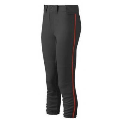 Mizuno Girl's Belted Piped Pant Main Image