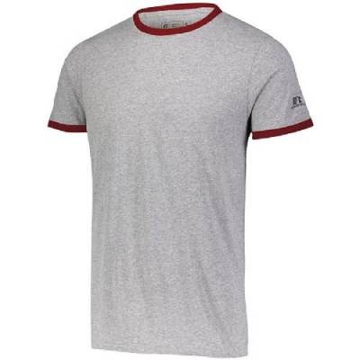 Russell Athletic Essential Ringer Tee Main Image
