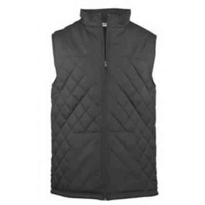 Badger Ladies' Quilted Vest Main Image