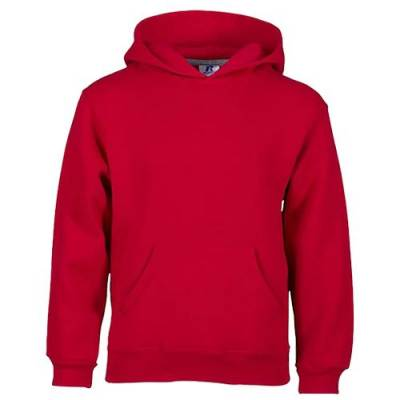 Russell Athletic Youth Fleece Pullover Hoodie Base Image