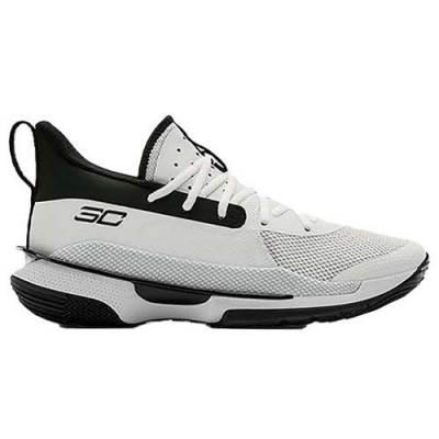UA Team Curry 7 Basketball Shoes Main Image