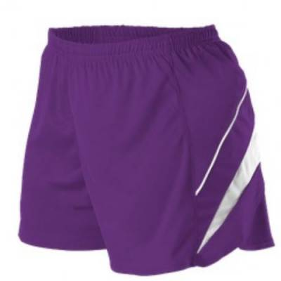Alleson Women's Loose Fit Track Short Main Image