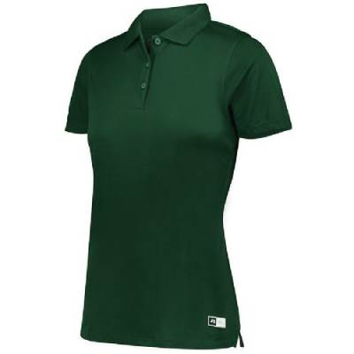 Russell Athletic Ladies' Essential Short Sleeve Polo Main Image