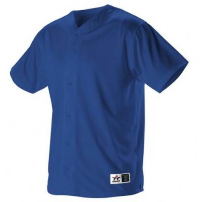 Alleson Women's Faux Front Fastpitch Jersey Main Image