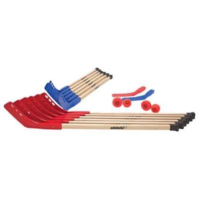 """36"""" Wood Hockey Set Main Image"""