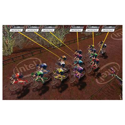 WebRacing Group Cycling Main Image