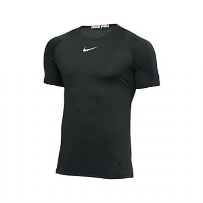 Nike Pro Shortsleeve Fitted Top Main Image
