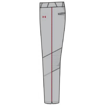 UA Ace Relaxed Piped Baseball Pant Main Image