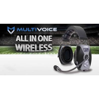 MV All In One Headset Main Image