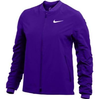 Nike AC Women's Shield Bomber Jacket Main Image
