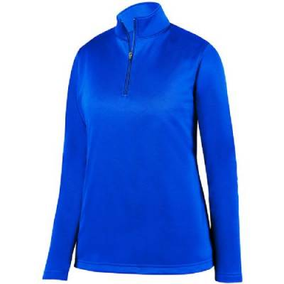 Augusta Ladies' Wicking Fleece Pullover Main Image
