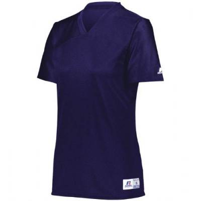 Russell Athletic Ladies' Solid Flag Football Jersey Main Image