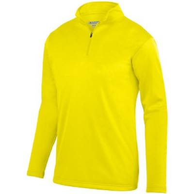 Augusta Youth Wicking Fleece Pullover Main Image