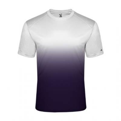 Badger Ombre Tee Main Image
