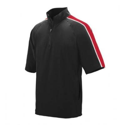 Augusta Youth Quantum Short Sleeve Pullover Main Image