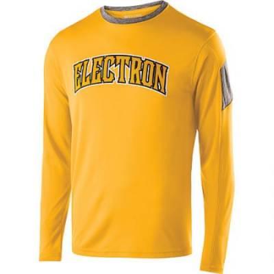 Holloway Electron Shirt LS Main Image