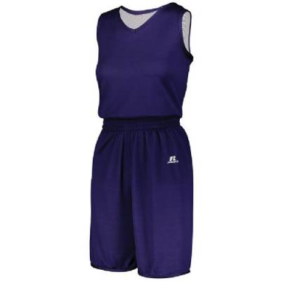 Russell Athletic Ladies' Undivided Reversible Jersey Main Image