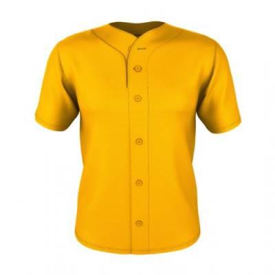 Full Button Mesh Jersey Main Image