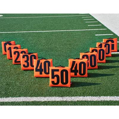 Solid Sideline Markers with Handle Main Image