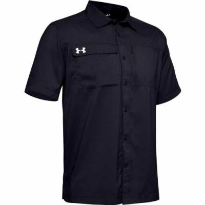 UA Motivator Coaches Button Up Main Image