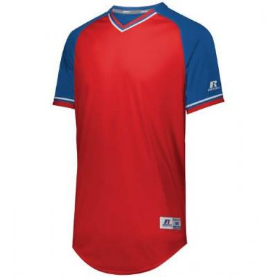 Russell Athletic Classic V-Neck Jersey Main Image