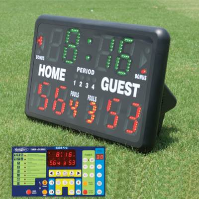 Indoor/Outdoor Tabletop Scoreboard Main Image