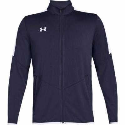 UA Youth Rival Knit Warm-Up Jacket Main Image