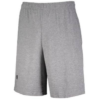 Russell Athletic Basic Cotton Pocket Shorts Main Image