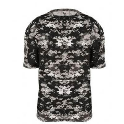 Badger B-Core Digital Short-Sleeve T-Shirt Main Image