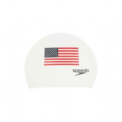 Speedo Flag Latex Cap Main Image