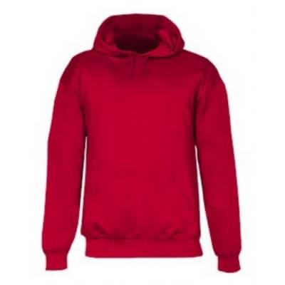 Badger Youth Hooded Sweatshirt Main Image