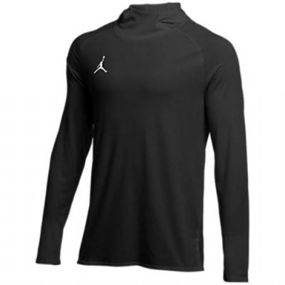 Jordan 23 Alpha Dry Long Sleeve Hooded Top Main Image