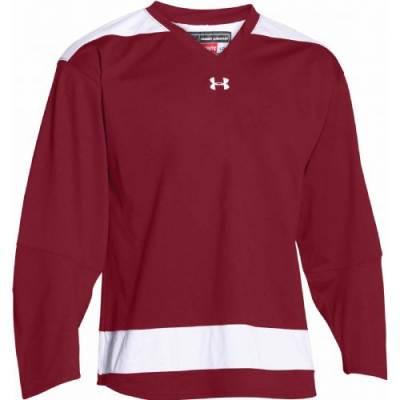 UA Redline Hockey Jersey Main Image