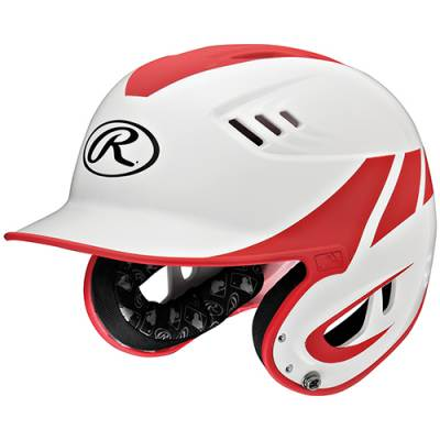 Two Tone (Home) Batting Helmet Main Image