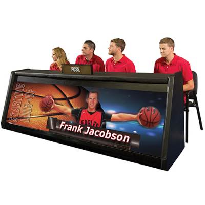 Digital Scorer's Table Main Image
