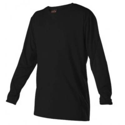 Alleson Color Block Long Sleeve Tech Tee Main Image