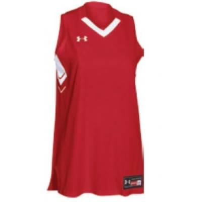 UA Women's Crunch Time Jersey Main Image