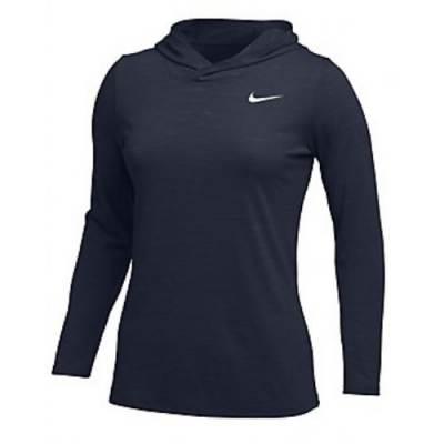 Nike Women's Legend Veneer LS Hoodie Main Image