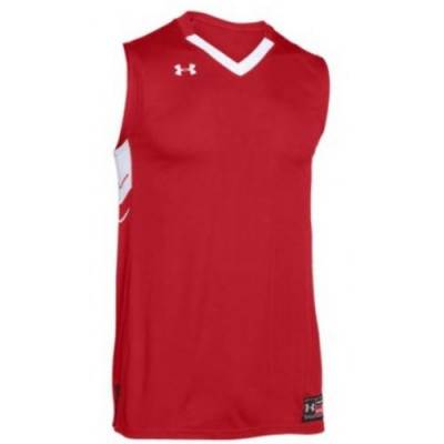 UA Men's Crunch Time Jersey Main Image