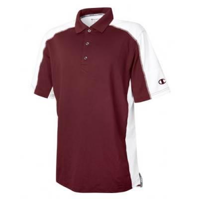 Champion® Vapor® Short-Sleeve Polo Main Image