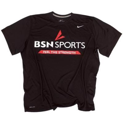 BSN SPORTS Nike Dri-Fit Top Main Image