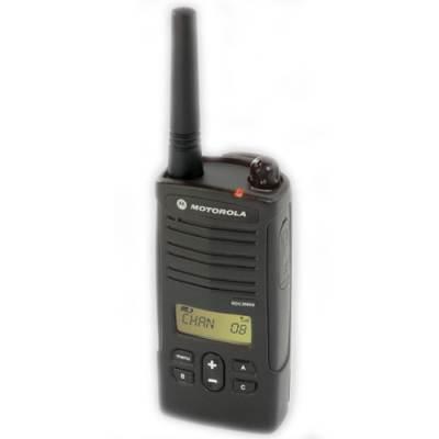 RDX Series Radios with LCD Main Image