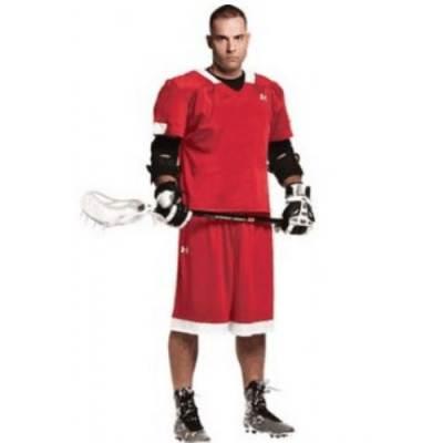 Under Armour® Toli Stock Men's Lacrosse Shorts Main Image