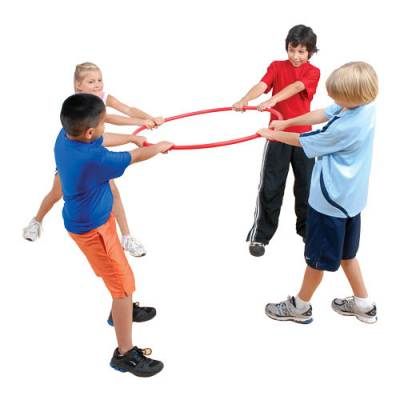 Premium No-Kink® Hoops Main Image